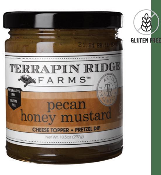 Terrapin Ridge Farms Pecan Honey Mustard
