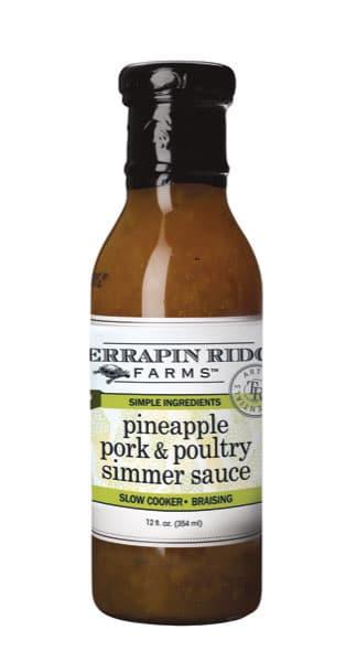 Terrapin Ridge Farms Pineapple Pork & Poultry